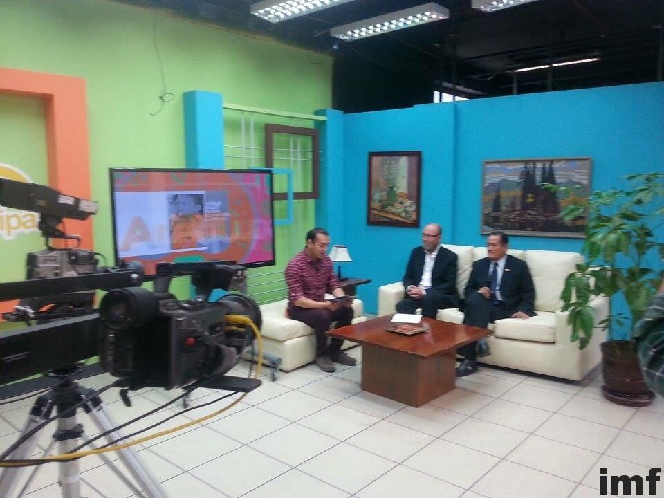 FES 2015 15 TV en UNSA